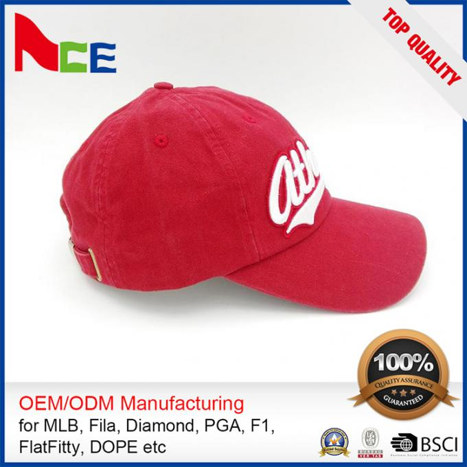 Embroidery Dad Hat Cotton Baseball Cap embroidered patches cap For Men