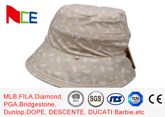 Adult Female Fisherman Bucket Hat For Sun Block Sunshade Wide Downwards Visor
