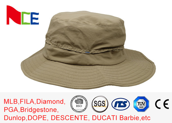 Summer Sunshade Leisure cap Khaki Unisex For Outdoor Enthusiasts
