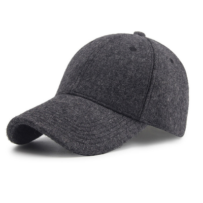 Warm Autumn / Winter Baseball Hat For Men Women Middle Aged Comfortable