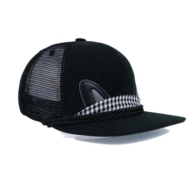 Cool Design Childrens Fitted Hats Breathable Advertising Promotional Product