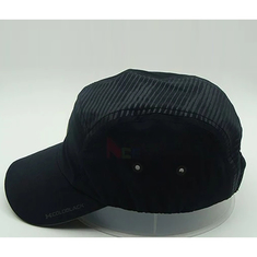 China Adjustable Adults 5 Panel Camper Hat 56-60cm Size Constructed / Unconstructed supplier