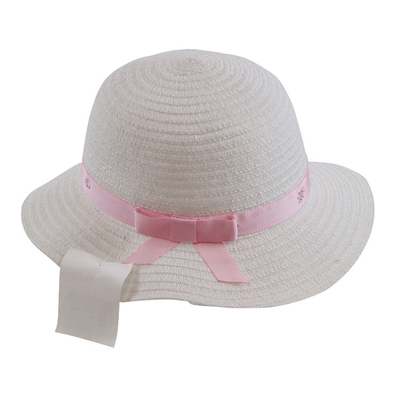 Lovely Childrens Fitted Hats Foldable Kids Bucket Hat For Sun Protection