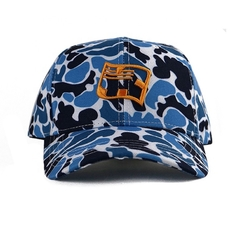 Adults Camo Printed Baseball Caps OEM / ODM ACE Headwear Lightweight