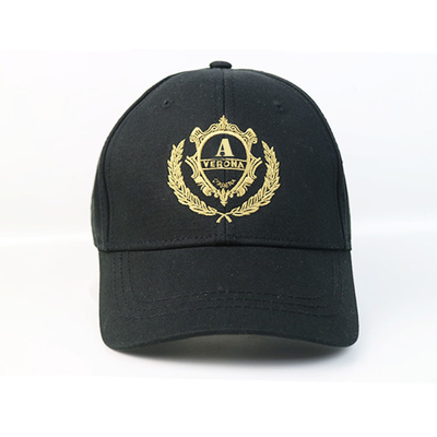 Adults Embroidery Baseball Cap Custom Cotton Adjustable Constructed Dad Hat