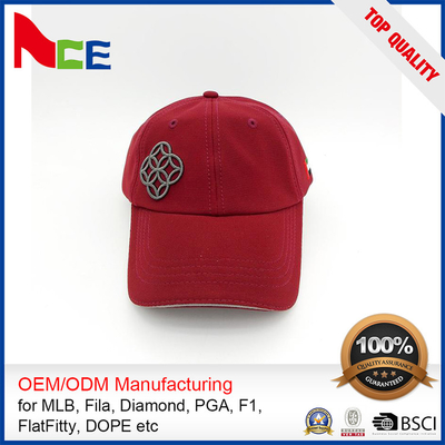2019 Promotional Childrens Fitted Hats Wine Baseball Golf Type Eco Friendly
